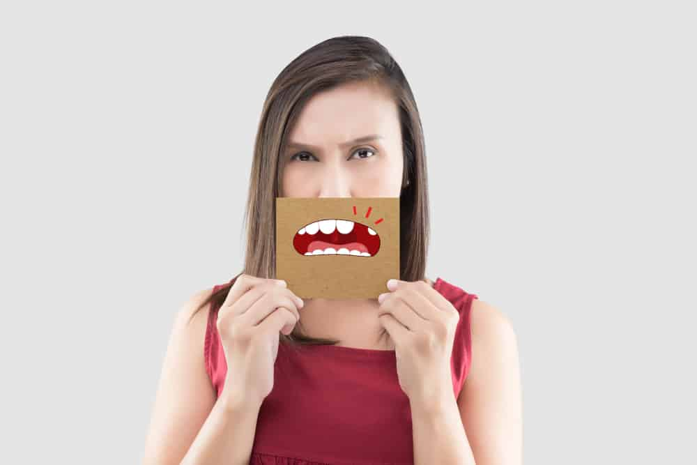 reponer un diente caído